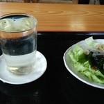 富士見屋 - 日本酒(400円)