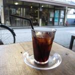 MONZ CAFE - 水出しコーヒー (Sep. 2015)