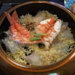あわじしま海鮮ちらし桜の木 - 柚(海鮮ちらし)