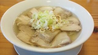 喜一 - SIOチャーシュー麺