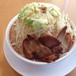 麺屋 中川 - 豚ラーメン¥780
