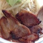 麺屋 中川 - 炙りチャーシュー