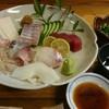 寿司 武田 - 料理写真:刺身盛り。優雅な1人前
