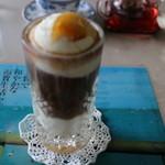 cafe Lac - 塩キャラメルクリームコーヒー