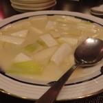42638112 - マコモダケのミルク炒め