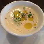 42641245 - ジャガイモのスープ