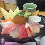 42642112 - 上ちらし寿司1583円