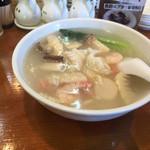 中国料理 玄武 - 海鮮ラーメン