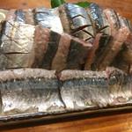 魚喜 - 料理写真:秋刀魚
