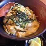 さぬきうどん優 - 玉子丼(税込680円)