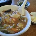 天津 - 中華丼 980円