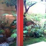 老松 - お庭♪