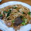 石川屋 - 料理写真:ホルモンうどん大