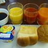 ホテルオークスアーリーバード大阪森ノ宮 - 料理写真:日曜朝の朝食サービス
