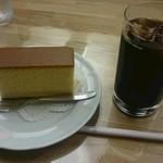 カフェ・ラサール - 窯出しカステラセット