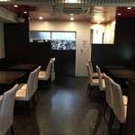 四川料理 シュン - 店内様子。撮影許可済み。