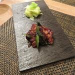東京チャイニーズ 一凛 - 回鍋肉とキャベツ1