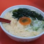 ギョウザ萬金 - 玉子スープ