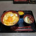 鎌倉 鶏味座 - 究極の親子丼