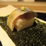 みや - 27年10月 鯖寿司