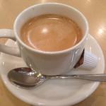 カフェ ド ラ・ポムベール  - コーヒー