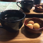 Minca465 - コーヒーお菓子付き 300円