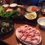 韓のおしり - 豚肉
