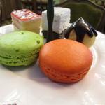 Cafe Otogi - マカロン・ケーキ