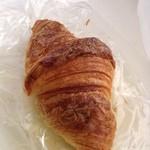 天然酵母パン 味取 - クロワッサン