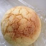 天然酵母パン 味取 - メロンパン