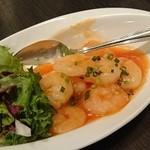 中国料理 桃翠 - エビのチリソース
