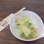 小鉄 - サラダ(ランチ食事セット)