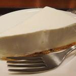 カフェ・ド・クリエ - 北海道レアチーズケーキ