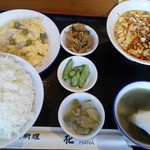 中国料理 花 - ランチ 700円
