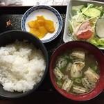 お好み焼きマツモト - 定食