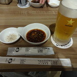 ゆきだるま - 生ビール:477円