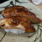 亀すし - 鰻
