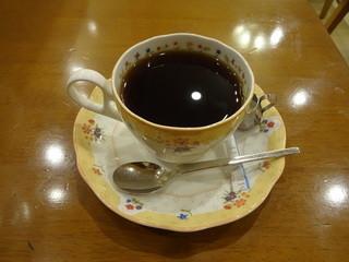 キャピタルコーヒー 本社店 - 夢の追想ブレンド:432円