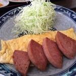 42661478 - うみちか食堂(ポーク玉子定食)