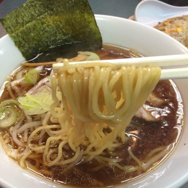 盛運亭 - 麺リフト