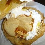 Pain de Montee - 桔梗信玄餅シューの中には信玄餅が!