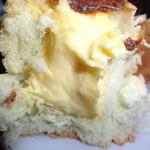 Pain de Montee - マウントメロンフジヤマの中にはカスタードクリームが!