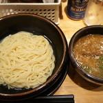 らうめん つけめん 一徹 - つけ麺(830円)