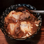 ぼんそわ - マーボー肉豆腐