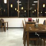 道の駅レストセンター あわくらんど レストラン -