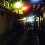 4267748 - 夜の先斗町通。その2。