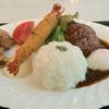 レストラン mumu - 料理写真:ロコモコ風プレート