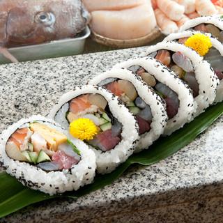 新鮮なネタをご提供◎老舗の寿司を味わう