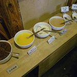 美山cafe - サラダバー(ドレッシング類)
