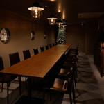 ムロマチカフェハチ - 予約で人気の個室席